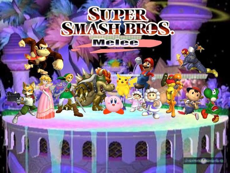 super smash bros melee | Super Smash bros melee en 1 link - Descargar Juegos Warez - Descargas ...
