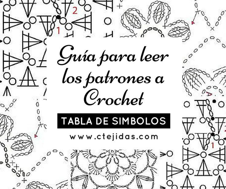 Best 8 curso tejido images on Pinterest | Ganchillo, Curso de ...