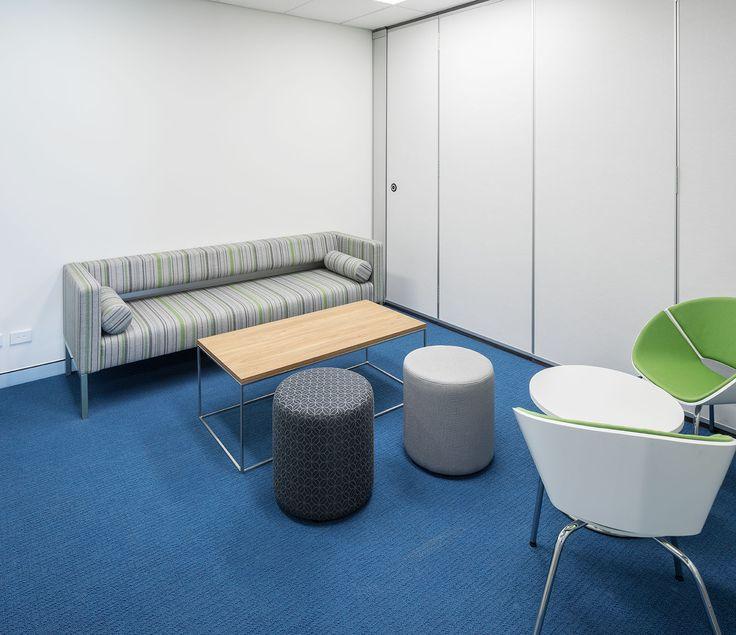 St Vincent De Paul society office fit-out by Burgtec