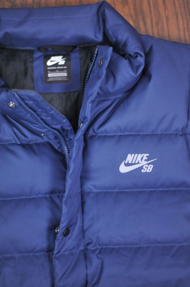 8caaa29559f3 Nike SB 550 Down Fill Vest Blue Men s XL  fashion  clothing  shoes   accessories  mensclothing  coatsjackets (ebay link)