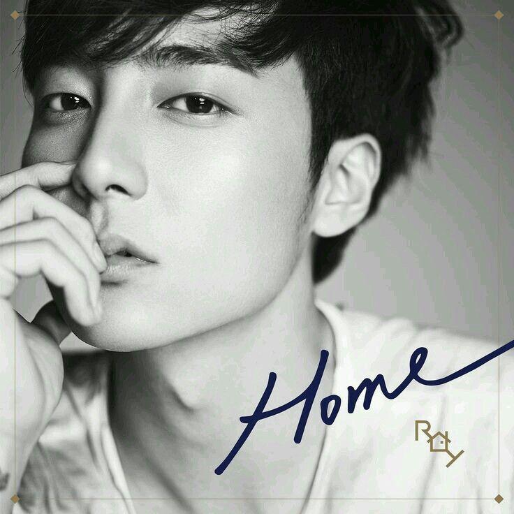 Roy Kim Home Album Cover