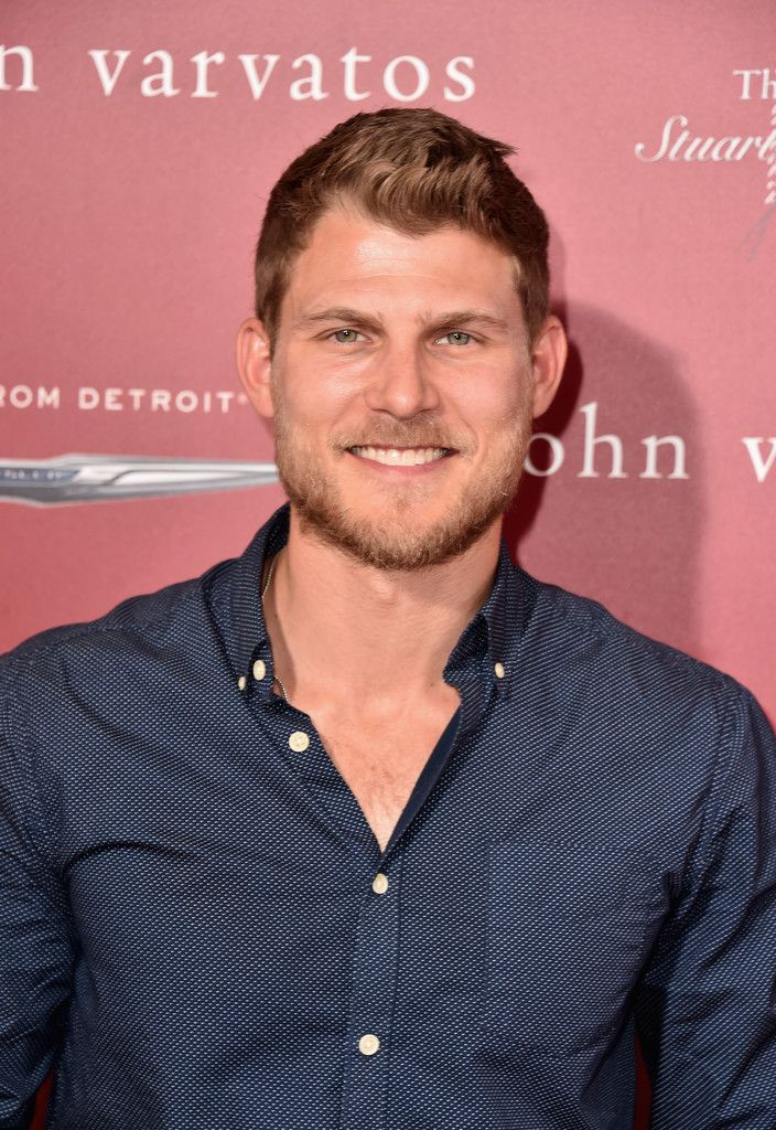 Actor Travis Van Winkle attends the John Varvatos 13th Annual Stuart House benefit presented by Chrysler with Kids' Tent by Hasbro Studios at John Varvatos on April 17, 2016 in Los Angeles, California.