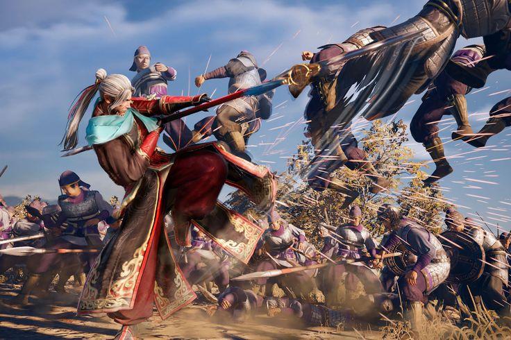 Dynasty+Warriors+9+-+Tráiler,+imágenes+y+datos+del+juego+de+PS4
