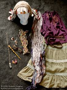 How to dress like professor trelawney professor ootd and dresses
