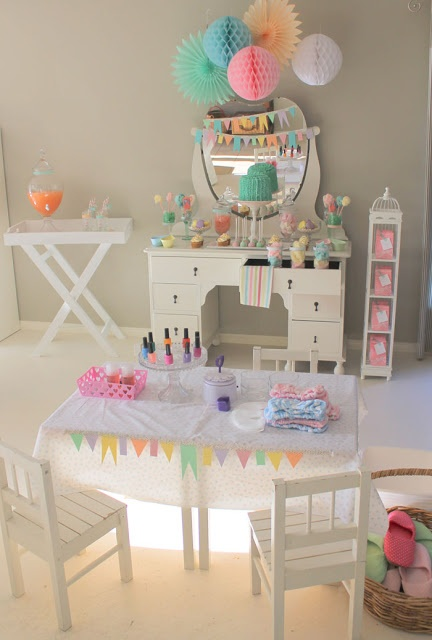 Little Big Company Blog, a Pamper Party by Paper and Style Co