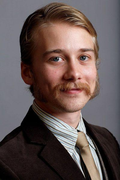 Neil Everett Mustache