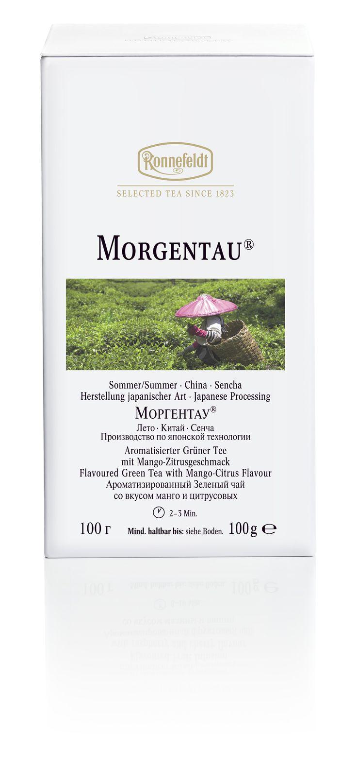 Ronnefeldt White Collection - Morgentau