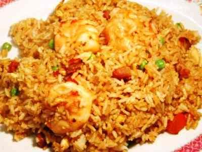 Nasi Goreng Jawa - Disini ada cara membuat video resep nasi goreng jawa timur tengah asli kampung tek tek bumbu pedas oriental hongkong sederhana paling enak dan spesial.