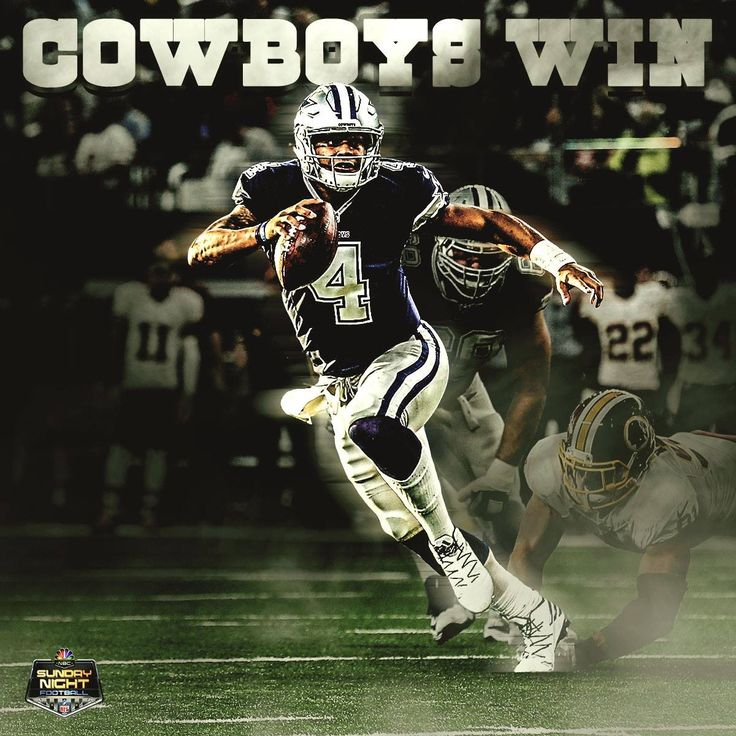 31-26. Cowboys vs Redskins ! Another win for the Cowboys