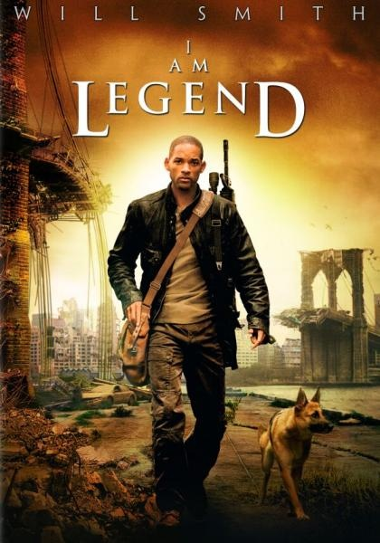 Will Smith, he IS Legend