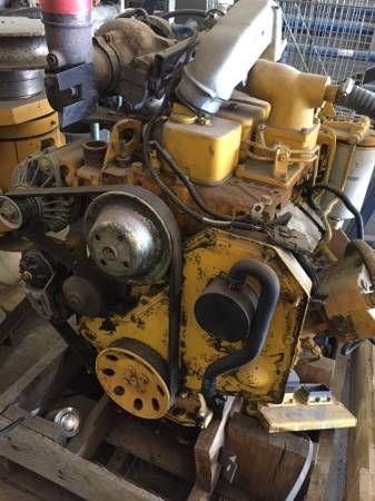 4BT Cummins motor – auto parts – by owner