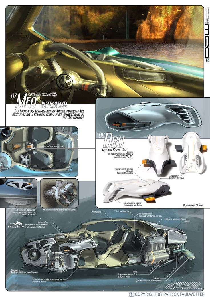 Vehicle Art by Patrick Faulwetter (Meo)