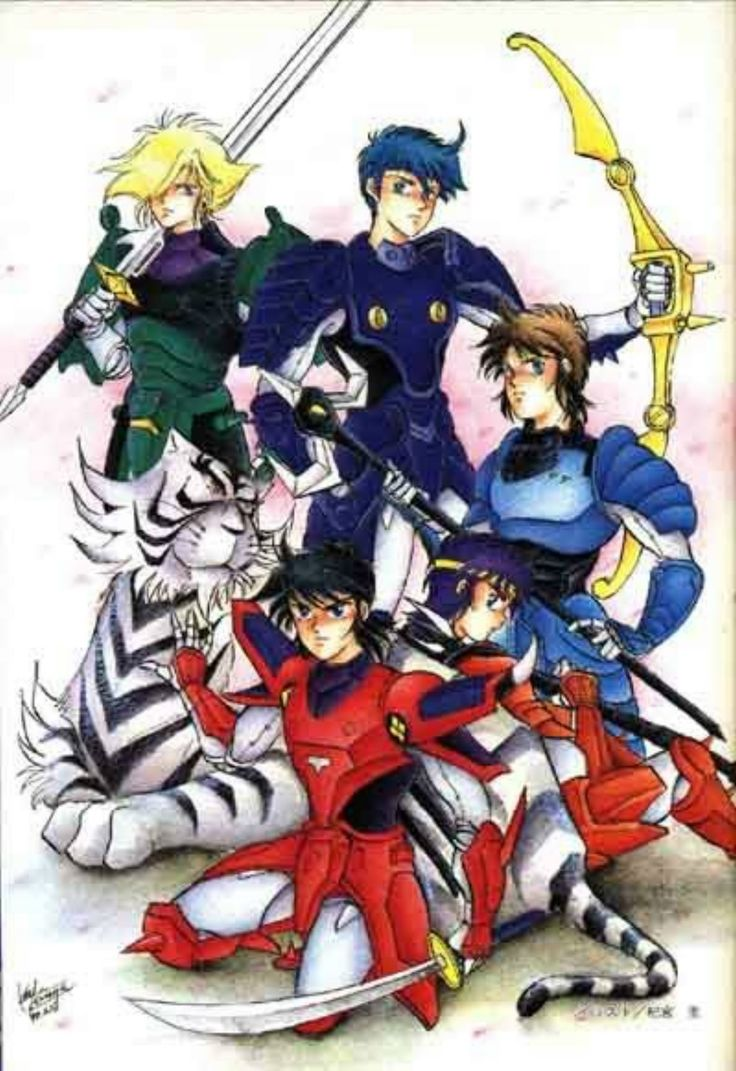 284 best images about yoroiden samurai troopers on - Ronin warriors warlords ...