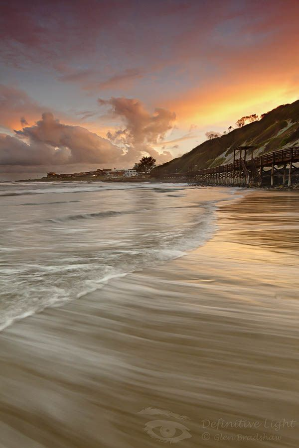 Boardwalk on Fire by Glen  Bradshaw on 500px. Gonubie Boardwalk, East London
