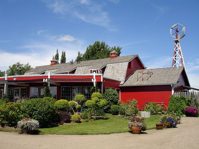 Berry Barn - Saskatoon, #Saskatchewan. More info on the eatery and gift shop here: http://www.sasktourism.com/Berry-Barn.
