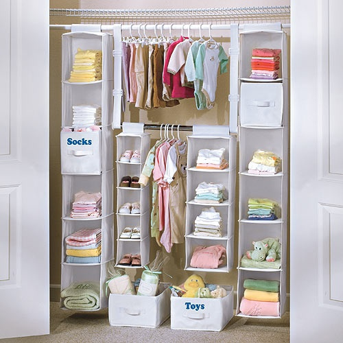 Simple Effects Blog: Organize Your Personal Life » Simple Effects Top 10 Essentials for an Organized Home #6: Closet Organizers
