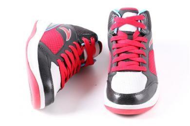 Anta - Erkek Siyah Spor Ayakkabı