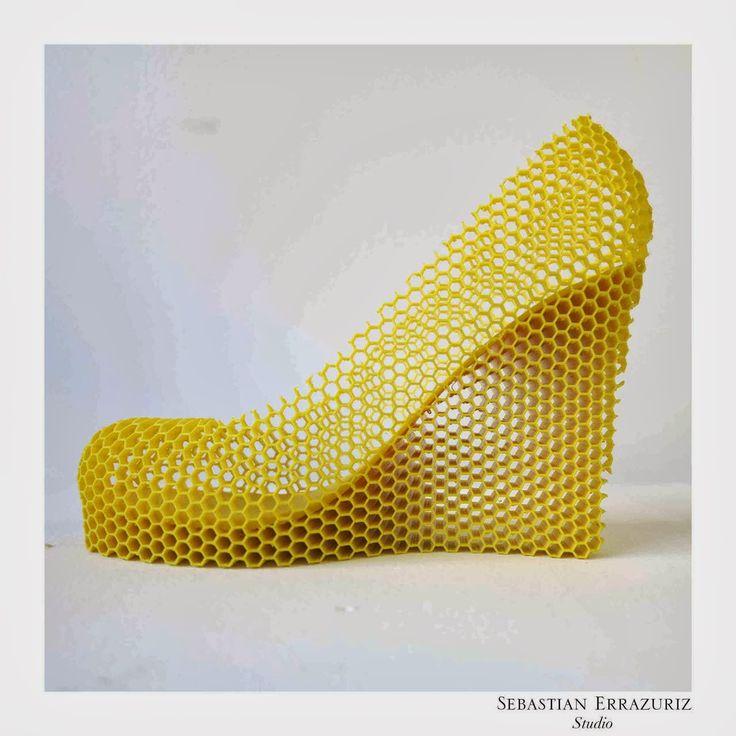 PUNTO Y LINEA SOBRE EL PLANO: 12 zapatos para 12 amantes