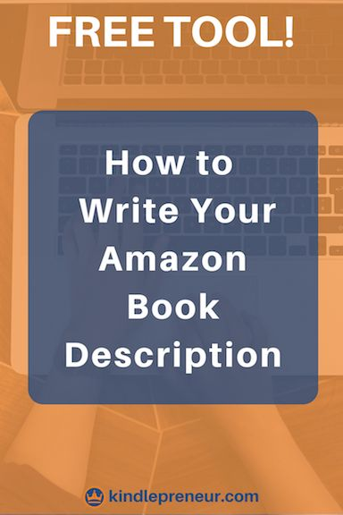 Book description generator how to write a book description amazon book description free