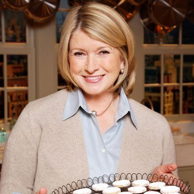 Martha Stewart, business magnate, author, magazine publisher, & television personality