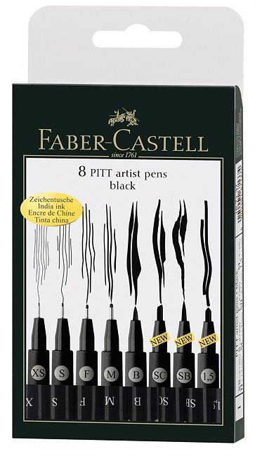 Farber Castell PITT artist pen