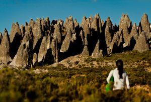 Pancula, impresionante paisaje rocoso de Apurímac. Uno de los grandes atractivos del departamento de Apurímac es la Pampa de los Pabellones o también llamado Pancula, impresionante bosque de piedras por su formación natural.