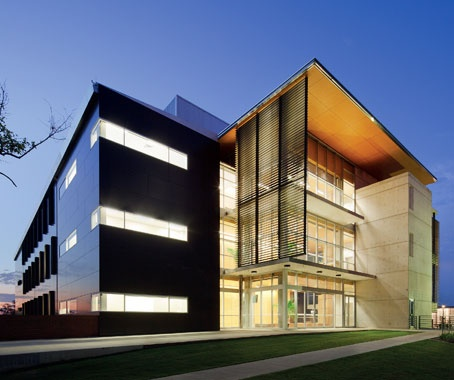 School of Veterinary Science complex by John Gollings