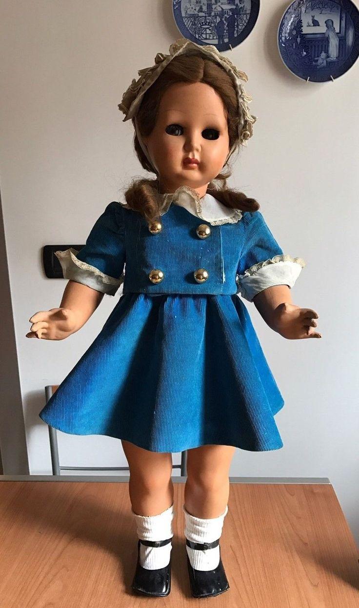 antica Furga anni 50 in Giocattoli e modellismo, Bambole e accessori, Bambolotti e accessori, Bambole e bambolotti   eBay