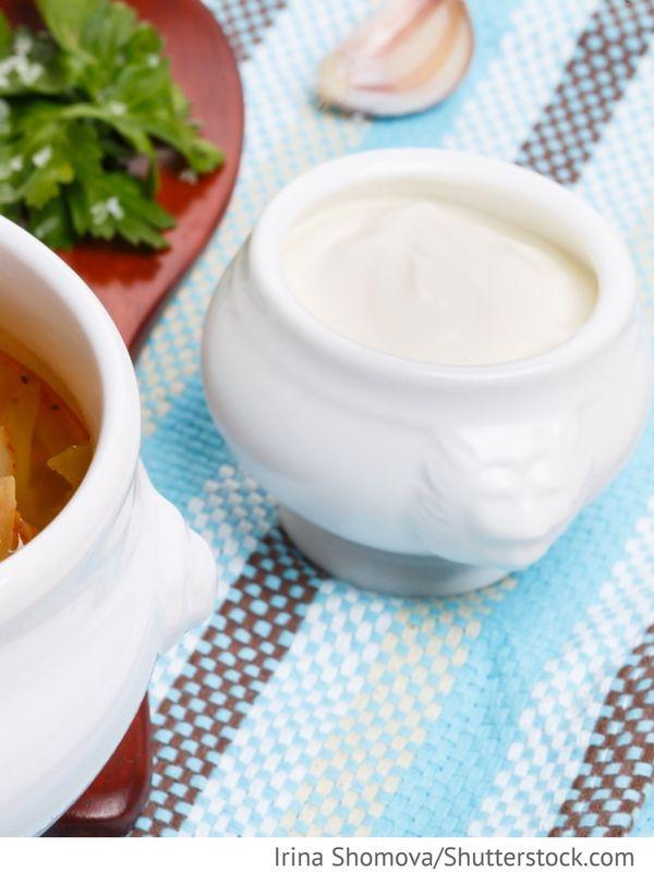 Schi, Suppe mit Weißkohl Schi - Щи - Russische Rezepte