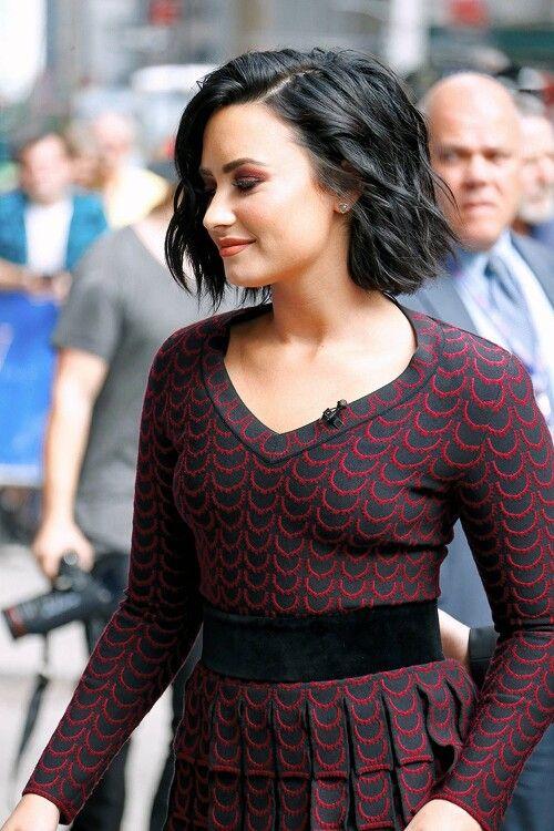 Demi Lovato, June 2016.