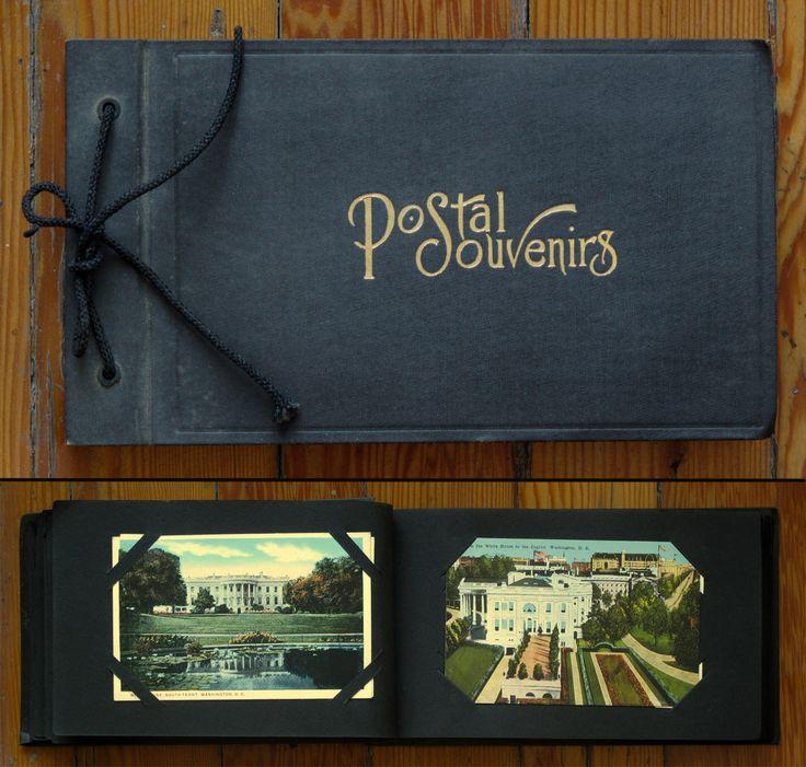postcard album - Google Search