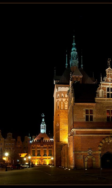 Old Town, Gdańsk, Poland