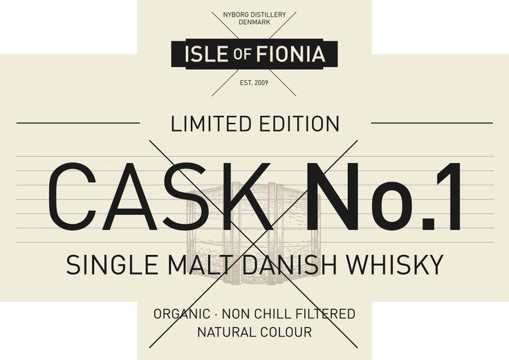 Isle of Fionia Cask No. 1