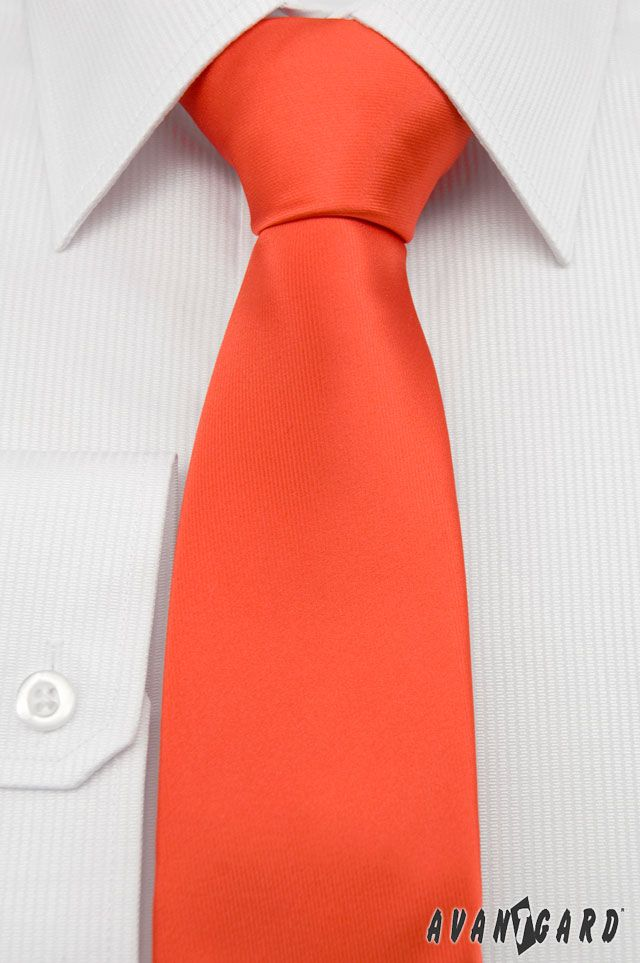 Červená kravata Avantgard. Duhové kravaty značky Avantgard / Rainbow inspiration, colours, Avantgard, ties, mens accessories, mens fashion, tie, red