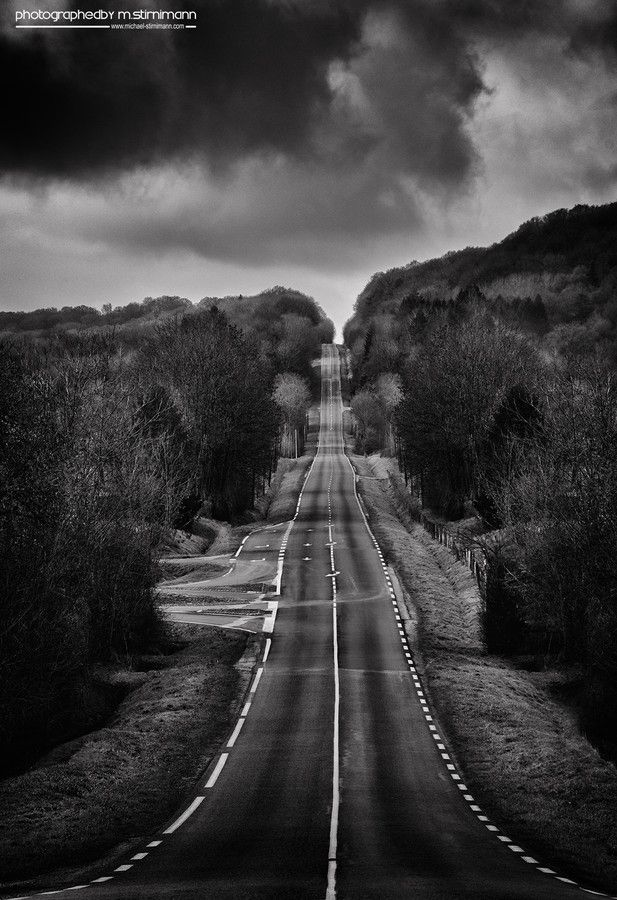 road to heaven by Michael Stirnimann on 500px #stirnimann #Nikon #Manfrotto #Sigma