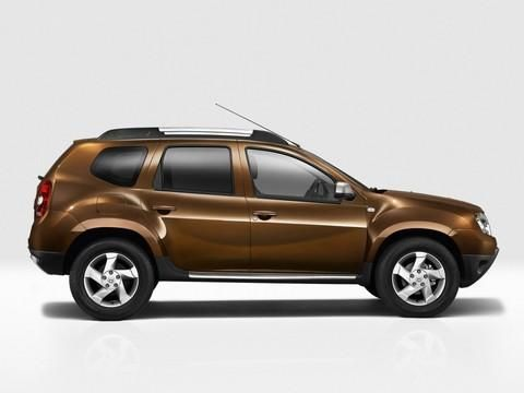 Отзывы о Dacia Duster (Дасия Дастер)