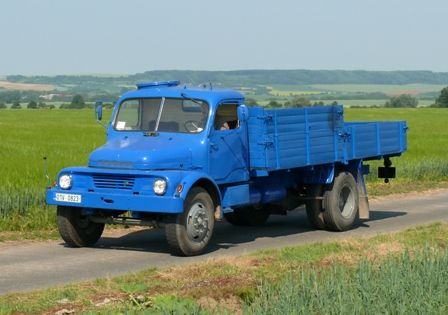 Praga S5