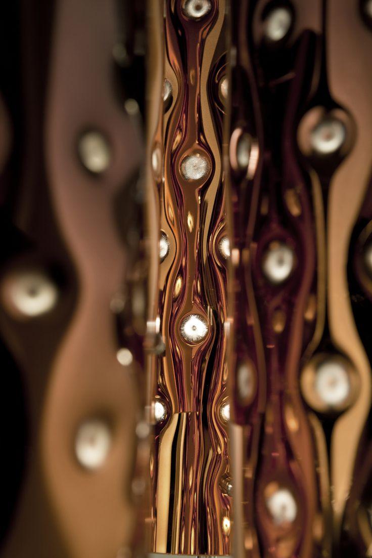 Dimple, design by Dennis Pavoncello and Valeria Pantone