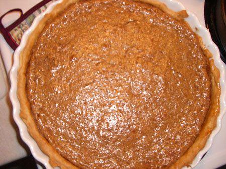 Les petits becs sucrés vont capoter sur cette tarte au sucre vraiment facile à faire...
