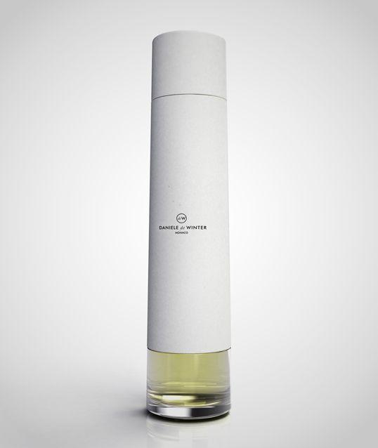 Germany-based Gerhardt Kellerman designed this wonderful packaging concept for Daniele de Winter.
