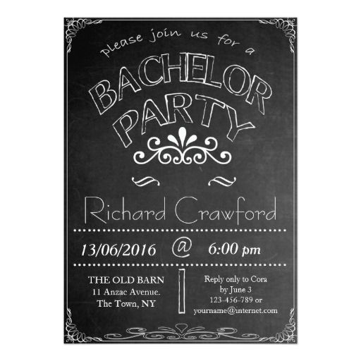 329 best images about Bachelor Party Invitations and Gifts on – Internet Party Invitations