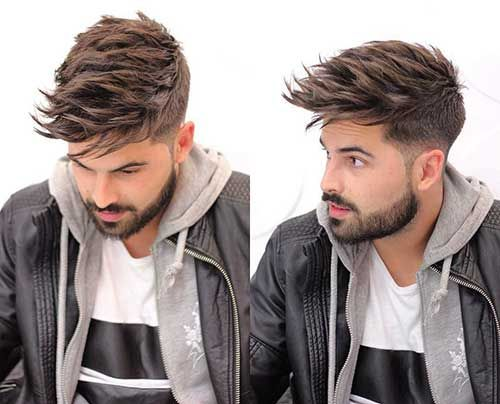 40 Top-Frisuren Männer                                                                                                                                                      Mehr