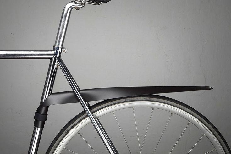 Schutzbleche sind durchaus nützliches Fahrradzubehör, an einem Sportgerät sieht das aber meist ziemlich uncool aus. Mit Musgard kann man den Spritzschutz jederzeit dabei haben und bei guter Witteru...