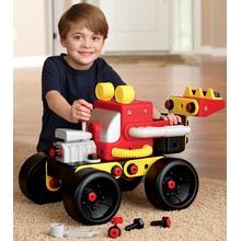 Build It Monster Truck-for the little Mechanic
