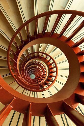 ♥ Taken at BC Cancer Research Center in Vancouver Canada. DNA staircase
