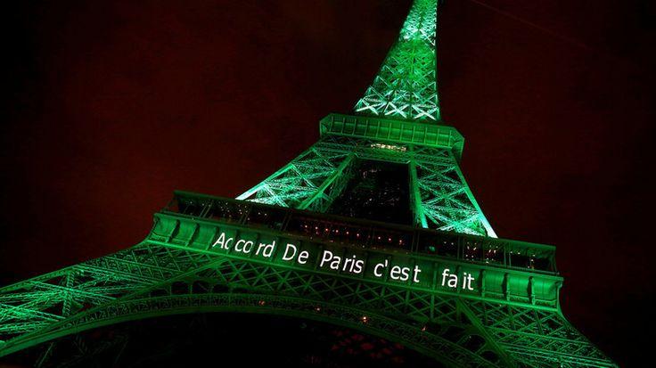 """Der US-Präsident Donald Trump hat erklärt, dass die USA aus dem Pariser Klimaschutzabkommen austreten. In seiner Rede bezeichnete er es als """"auf höchster Ebene ungerecht für die USA"""" und fügte hinzu: """"Als derjeniger, dem die Umwelt sehr am Herzen liegt, kann ich nicht guten Gewissens einen Deal unterstützen, der die Vereinigten Staaten bestraft""""."""