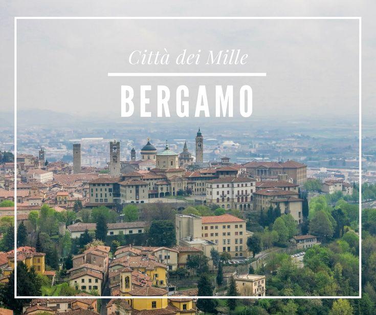 Bergamo este un orășel mic, aflat la o oră de mers cu trenul de Milano. Este unul dintre cele mai încîntătoare, cu adevărat minunate locuri din Italia, cu o atmosferă magică și un aer plin de romantism. La 5 km distanță de oraș este amplasat aeroportul Orio al Serio, de departe cel mai popular aeroport din Milano pentru zborurile din România și Republica Moldova. Pentru foarte multă lume, Bergamo reprezintă principala poartă de intrare în capitala modei din Italia.