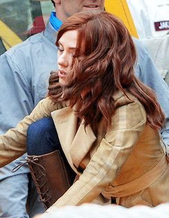 Black Widow (Civil War) I really love her new hair! <<< IT'S BEEN SINCE IRONMAN 2 SINCE IT'S BEEN THAT PRETTY!