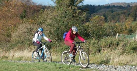 Cycling tours around Caragh Lake
