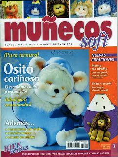 REVISTAS DE MANUALIDADES PARA DESCARGAR GRATIS: Revista muñecos soft